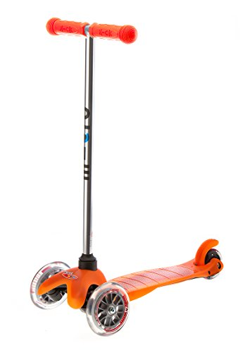 Micro Mini Original Kick Scooter (Orange)