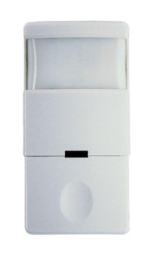 Intermatic IOS-DSR-WH Decorator PIR Occupancy/Vacancy Sensor by Intermatic