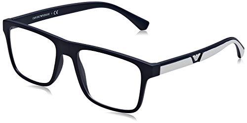 Sunglasses Emporio Armani EA 4115 56691W MATTE DARK BLUE