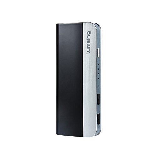 Lumsing 10400mAh Harmonica Portable Power