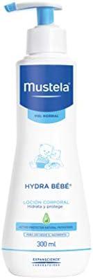 Mustela Crema Corporal Hidratante para Piel Normal, 300 ml