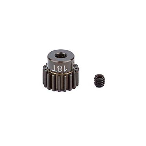 Team Associated 1336 Factory Aluminum 18T 48P 1/8 Shaft Pinion Gear