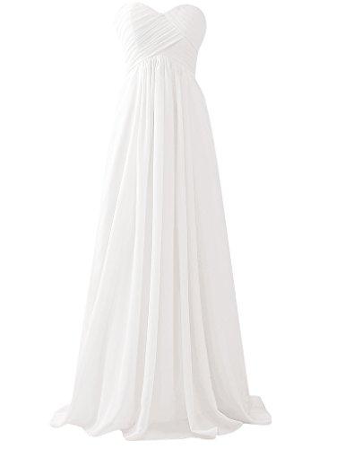 Donna HUINI Donna HUINI HUINI White Vestito White Vestito Donna Vestito White d7xqgdA
