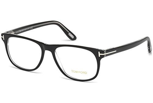 Tom Ford FT5362 5 Square   Black  Eyeglass - Wear Eye Ford Tom