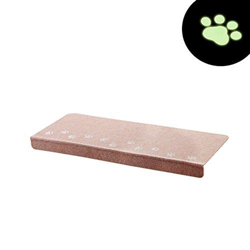 Ehonestbuy Pattern Luminous Carpet Stair product image