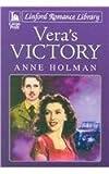 Vera's Victory, Anne Holman, 1444803387