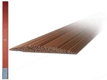 1 kg 1.5125 varillas de soldadura WSG2 / electrodos de alambre con 2,0 mm