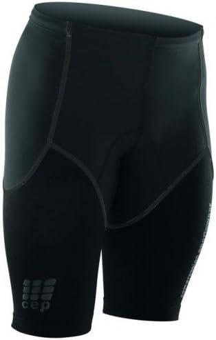 CEP Mens Dynamic Running Compressions Shorts Black - 5 W1115C