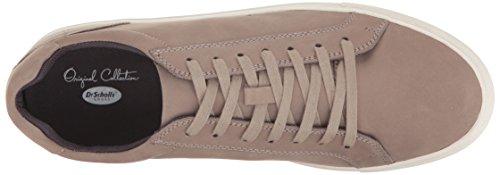 Dr. Collezione Originale Di Scholls Mens Ritmica Moda Sneaker Grigia
