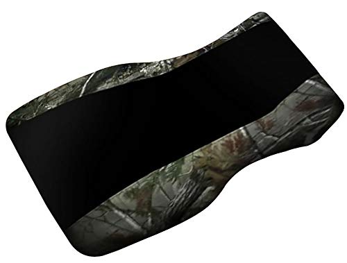 (VPS Seat Cover Compatible With Polaris Sportsman 05 up 500 700 800 Black Top Camo Sides Seat Cover )