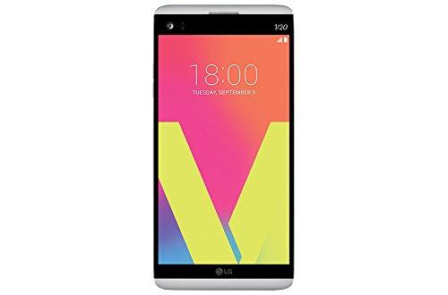 LG V20 H990DS 64GB Silver, 5.7', Dual Sim, GSM Unlocked International Model, No Warranty