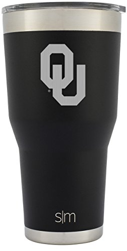 Oklahoma Sooners Stainless Steel Thermos - 4