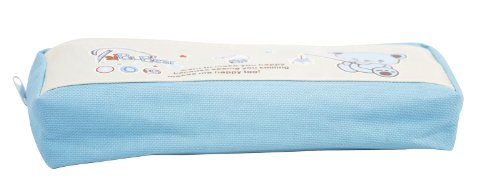 Cute Colorful Pouch Bag, Blue