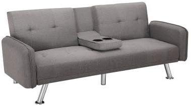 NOUVCOO 2020 Quality Upgrade Futon Sofa