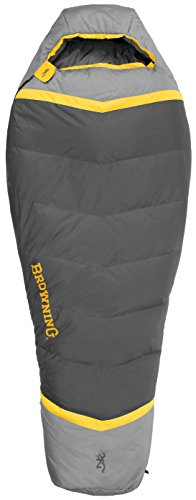 Browning Camping Vortex +35 Degree Mummy Sleeping Bag ()