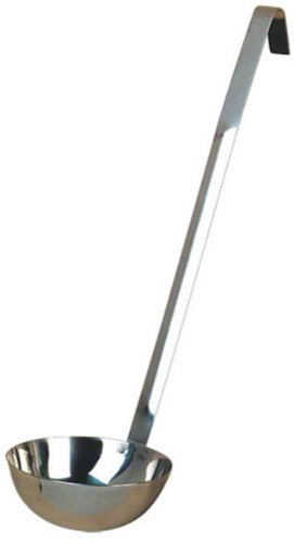 American Metalcraft L220 Stainless Steel 2-Piece Syrup Ladle, - Piece Ladle Two Steel Stainless