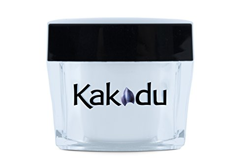 Kakadu Plum Dark Spot Corrector & Advanced Skin Lightening Whitening Cream loaded Vitamin C and A, Bleach Free, Helps with Melasma, Age Spots and Sun Damage (6 oz) by GoodOnYa