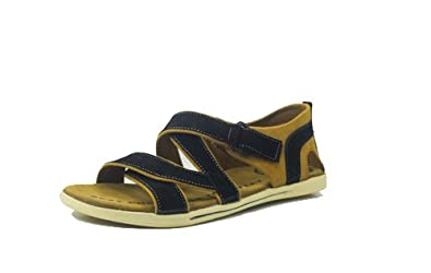 758a5ddb15c Image Unavailable. Image not available for. Colour  SafeGuard Handmade  Men s Camel Cross Sandals.