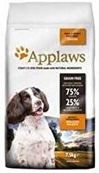 Applaws - Comida para perros secos (tamaño pequeño y medio, 7,5 kg)