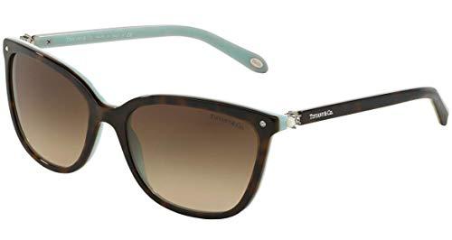 Tiffany TF4105HB 8134-3B Tortoise TF4105HB Cats Eyes Sunglasses Lens Category 3 (Sunglasses Tiffany)