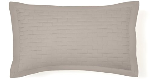 pillow shams king quilted - 7