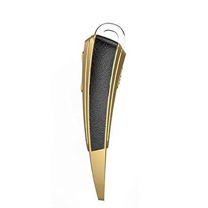 Auricular Bluetooth Personalidad Marfil Estilo colgante Estéreo Música Moda Auriculares inalámbricos
