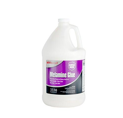 (Wilsonart Melamine White Acrylic Wood Glue - 1 Gallon)