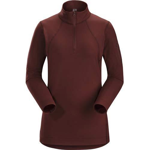 Image of Active Shirts & Tees Arc'teryx Rho LT Zip Neck Women's