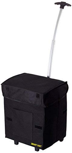 dbest products Smart Cart Rolling Cooler - Black by dbest products