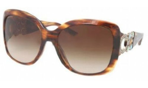 Bvlgari 8103B 816/13 Tortoiseshell 8103B Square Sunglasses Lens Category - 2012 Sunglasses Bvlgari
