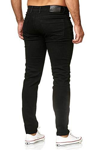 34l Tazzio 33w X Slim Nero Uomo Jeans nrqAYwr4