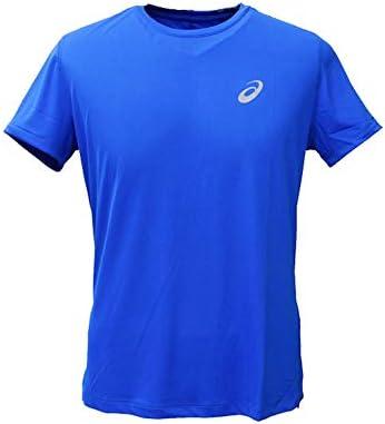 Tシャツ メンズ 上 asics 半袖 ドライ 吸汗速乾 2011A069