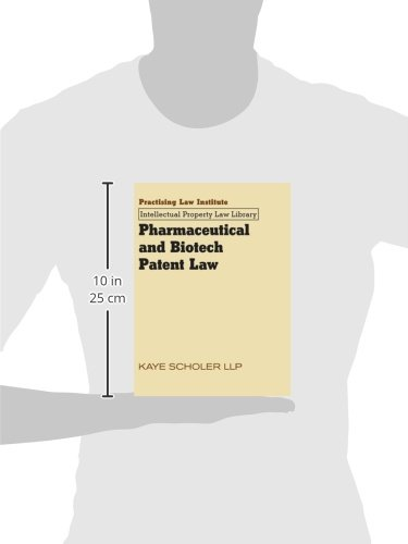 Pharmaceutical & Biotech Patent Law (Pharmaceutical and Biotech Patent Law)