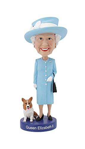 Royal Bobbles Queen Elizabeth II -