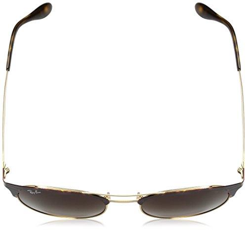 Ray 3545 Havana Ban Gold RB Sonnenbrille Top a8awqrt