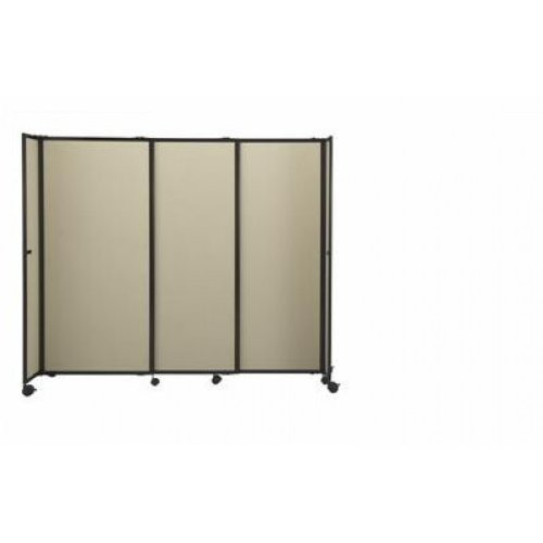 The Straightwall 174 Telescoping Room Divider 4 H X 7 2 L