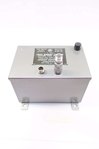 Peabody Engineering 52444 High Energy Exciter 115V Ac D530360