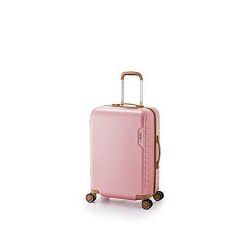 スーツケース/キャリーバッグ 【ピンク】 29L 機内持ち込み可能サイズ ダイヤル式 アジア ラゲージ 『MAX SMART』 ファッション バッグ スーツケース トラベルケース top1-ds-1950568-ah [簡素パッケージ品]   B076PGPQF3