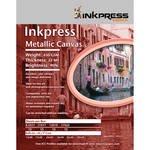 Inkpress ACM1735 Metallic Canvas Inkjet Paper 350 gsm 17'' x 35' Roll