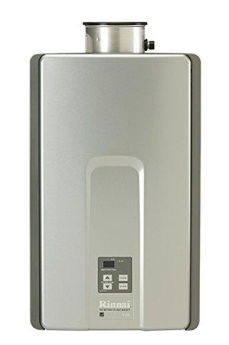 Rinnai RLX Series HE+ Tankless Hot Water Heater: Indoor Installation