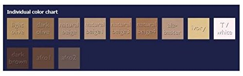 Kryolan 1125 Perfect Body Cream Foundation 50ml (Multiple Color Options) (LO)