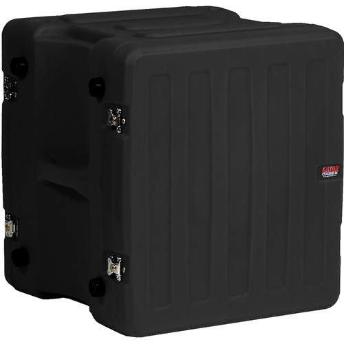 G-PRO-12U-19 12-Space Rotationally Molded Rack Case [並行輸入品]   B07QYS3DTR