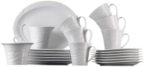 Seltmann Weiden Kaffeeservice Allegro 20-TLG.