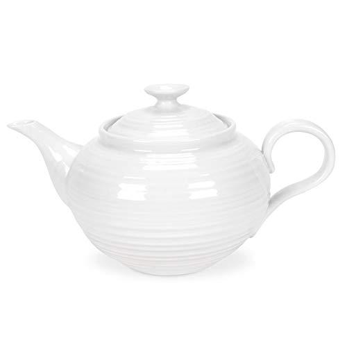 (Portmeirion Sophie Conran White Teapot)
