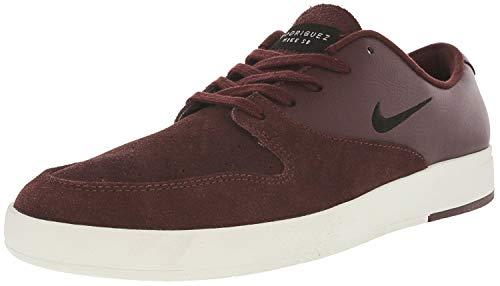 Nike Men's Sb Zoom P-Rod X Ankle-High Leather Skateboarding Shoe