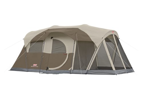 Coleman WeatherMaster Screened 6 Tent, Outdoor Stuffs