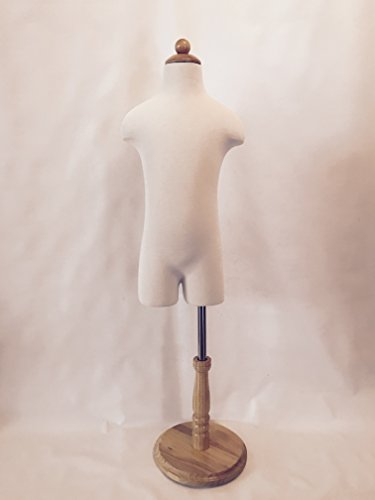 Lamodeldisplay: children mannequin 3-4 years old store display dress form with partial legs