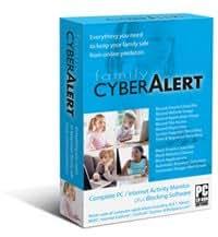 Family Cyber Alert (Version 3.98): Parental Control & Keylogger & Internet Monitoring & Chat Monitoring