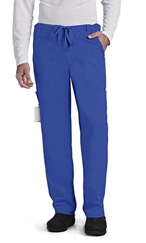 Barco Grey's Anatomy Men's 5-Pocket Cargo Scrub Pant XXXX...