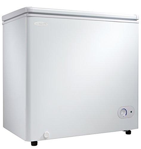 cubic chest freezer - 4